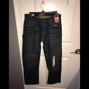 Straight cut Arizona Jeans